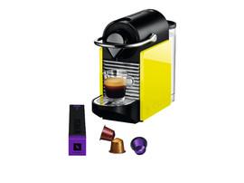 Krups Nespresso Pixie Clips Zwart/Geel XN302010 (BE)