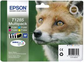Epson T1285 4 Color Multipack (4 Kleuren)