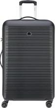Delsey Segur Trolley Case 78 cm Zwart
