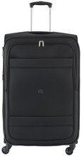 Delsey Indiscrete Expandable Trolley Case 78 cm Black