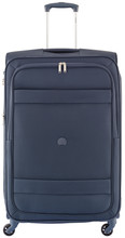 Delsey Indiscrete Expandable Trolley Case 78 cm Blue