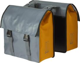 Basil Urban Load DB Bag 53L Grey/gold