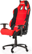 AK Racing Prime Gaming Chair Zwart/Rood