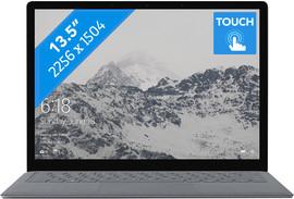 Microsoft Surface Laptop - i5 - 8 GB - 128 GB Platinum Azert