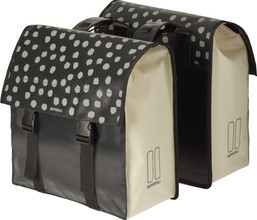 Basil Urban Load DB Bag 53L Black/wh