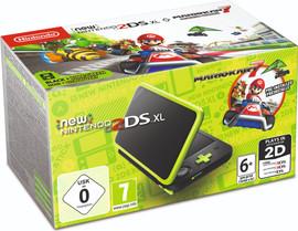 Nintendo 2DS XL + Mario Kart 7