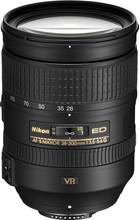Nikon AF-S 28-300mm f/3.5-5.6G ED VR