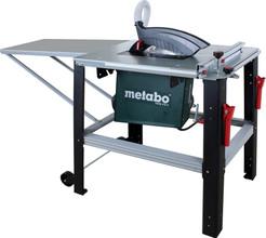 Metabo TKHS 315 Zaagtafel