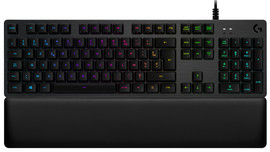 Logitech G513 Linear Mechanical Gaming Keyboard AZERTY