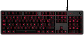 Logitech G413 Mechanical Gaming Keyboard Zwart AZERTY