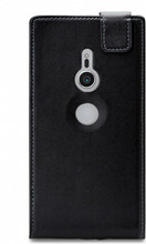 Mobilize Classic Gelly Sony Xperia XZ2 Flip Case Zwart