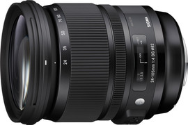 Sigma 24-105mm f/4 Art DG HSM Sony