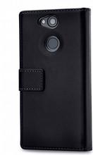 Mobilize Classic Gelly Wallet Sony Xperia XA2 Book Case Zwar