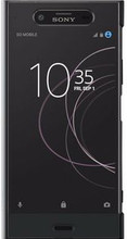Azuri Flexible Sand Sony Xperia XZ Premium Back Cover Zwart