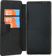 Azuri Wallet Magneet Galaxy Note 8 Book Case Zwart