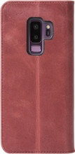Krusell Sunne Galaxy S9 Plus Book Case Rood