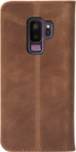 Krusell Sunne Galaxy S9 Plus Book Case Bruin