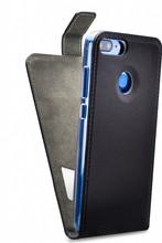 Mobilize Classic Gelly Honor 9 Lite Flip Case Zwart