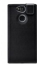 Mobilize Classic Gelly Sony Xperia XA2 Flip Case Zwart