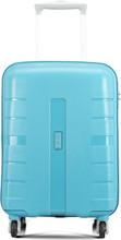 Carlton Voyager Spinner Case 55cm Teal Blue