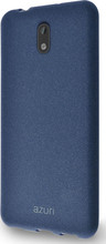 Azuri Flexible Sand Nokia 3 Back Cover Blauw
