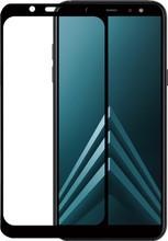 Azuri Gehard Glas Galaxy A6 (2018) SP Glas Zwart