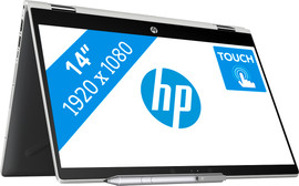 HP Pavilion X360 14-cd0213nb Azerty