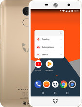 Wileyfox Swift 2+ Goud