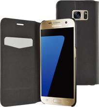 Azuri Booklet Ultra Thin Galaxy S7 Edge Book Case Zwart