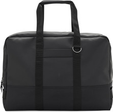 Rains Luggage Back Zwart