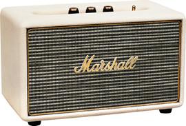 Marshall Acton Bluetooth Luidspreker Cream