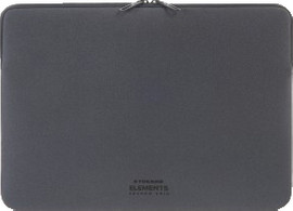 Tucano Elements Sleeve MacBook Pro 15'' Grijs