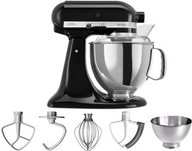 KitchenAid Artisan Mixer 5KSM175PS Onyx zwart