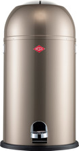 Wesco Kickmaster 33 Liter Nieuw Zilver