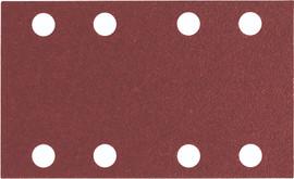 Bosch Schuurstrook K80 80x133 mm (10x)