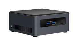 Intel Dawson Canyon NUC7i3DNHE Kit