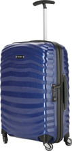 Samsonite Lite-Shock Spinner 55cm Deep Blue