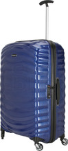 Samsonite Lite-Shock Spinner 75cm Deep Blue