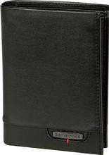 Samsonite Pro-DLX 4S SLG Wallet 8CC Coin Black