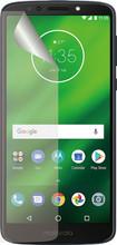 Azuri Moto G6 Play Screenprotector Plastic Duo Pack