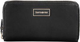 Samsonite Karissa LTH SLG L Zip Around Black