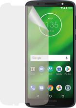 Azuri Moto G6 Plus Screenprotector Plastic Duo Pack