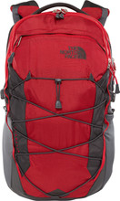 The North Face Borealis Rage Red /Asphalt Grey