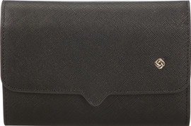 Samsonite Miss Journey SLG Wallet 12CC Black