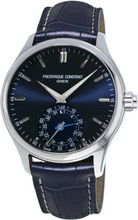 Frederique Constant Horological Gents Classic Blauw