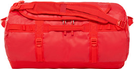 The North Face Base Camp Duffel S Rage Red/Fiery Red