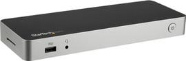 StarTech Usb C Dual 4K 60W PD Docking Station