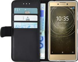 Azuri Wallet Magneet Xperia L2 Book Case Zwart