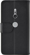 Azuri Wallet Magneet Xperia XZ2 Book Case Zwart