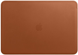 "Apple MacBook 15"" Leather Sad Brown"